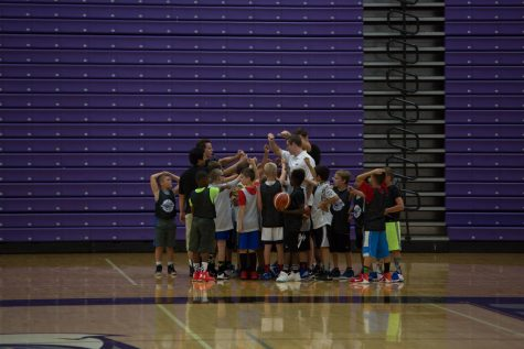 Summer athletic camps like this one will return to UW-W campuses this summer, but with new pandemic guidelines.