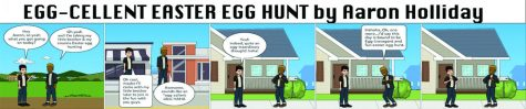 ANIMAL HOUSE: Egg-cellent Easter egg hunt