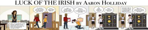 ANIMAL HOUSE: Luck of the Irish