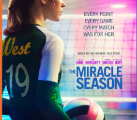 Movie poster for The Miracle Season