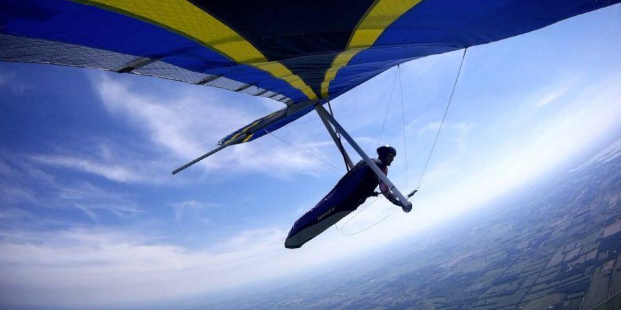 Hang+Glide+Wisconsin+in+flight
