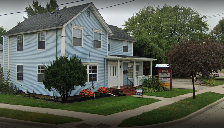 El Nevado Tax Services is located at 239 East Milwaukee St. in Whitewater.