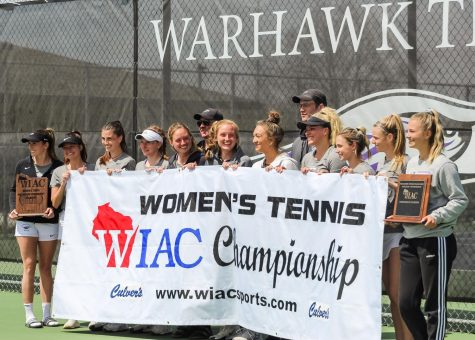 The UW-Whitewater Women's Tennis team won their 14th straight WIAC championship after defeating UW-La Crosse in the conference tournament championship Sunday April 25.