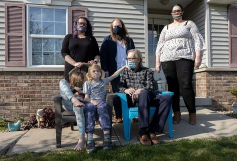 Wisconsin's multigenerational homes face higher COVID-19 risk