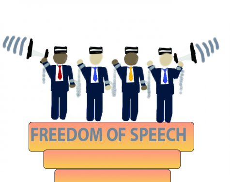 What does the first amendment mean to you?