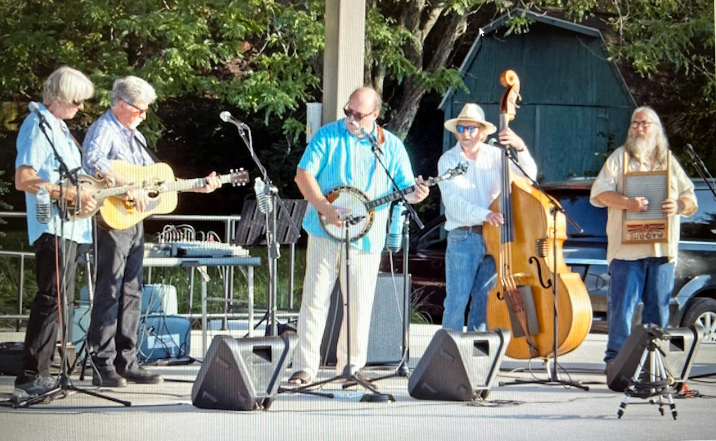 The Piper Spring Road Band performed at new Frawley Family Amphitheater at Cravath Lakefront Park in Whitewater from Aug. 17th