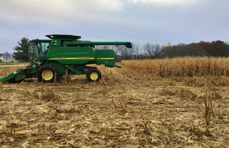 It+won%E2%80%99t+take+this+combine+long+to+finish+picking+the+remaining+corn+in+this+field