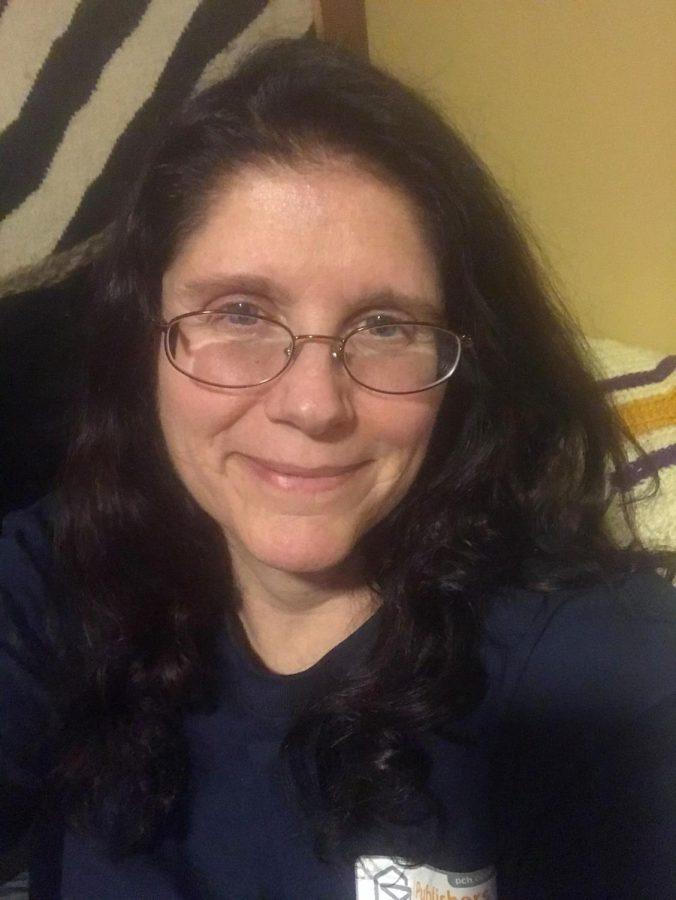 Editor/Reporter Kim McDarison