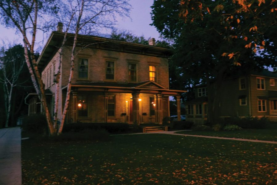 Whitewater is home to many supposedly haunted locations and experiences. The Winchester House is no exception. It is rumored that the previous owner was cursed by a witch and now haunts this property, Friday evening, Oct. 15, 2021.